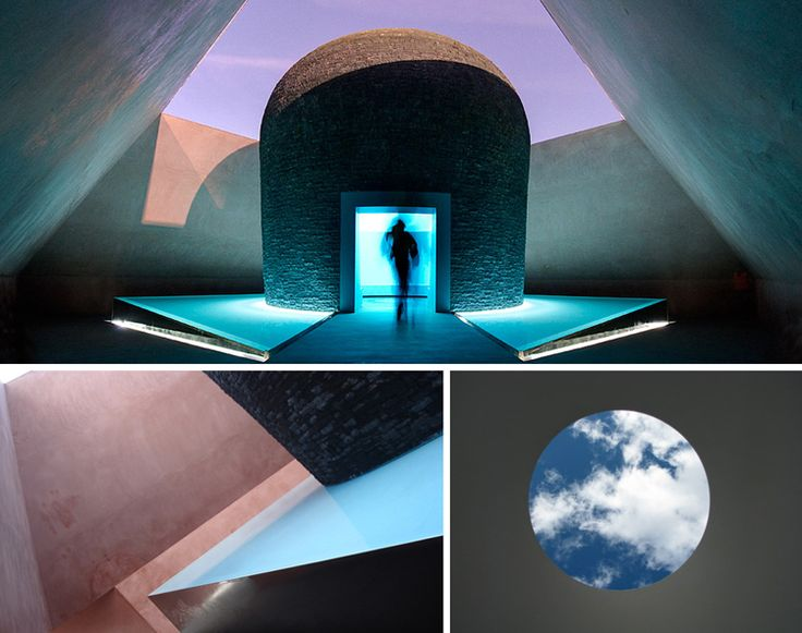 James Turrell, Within without. 2010. Canberra, Australia
