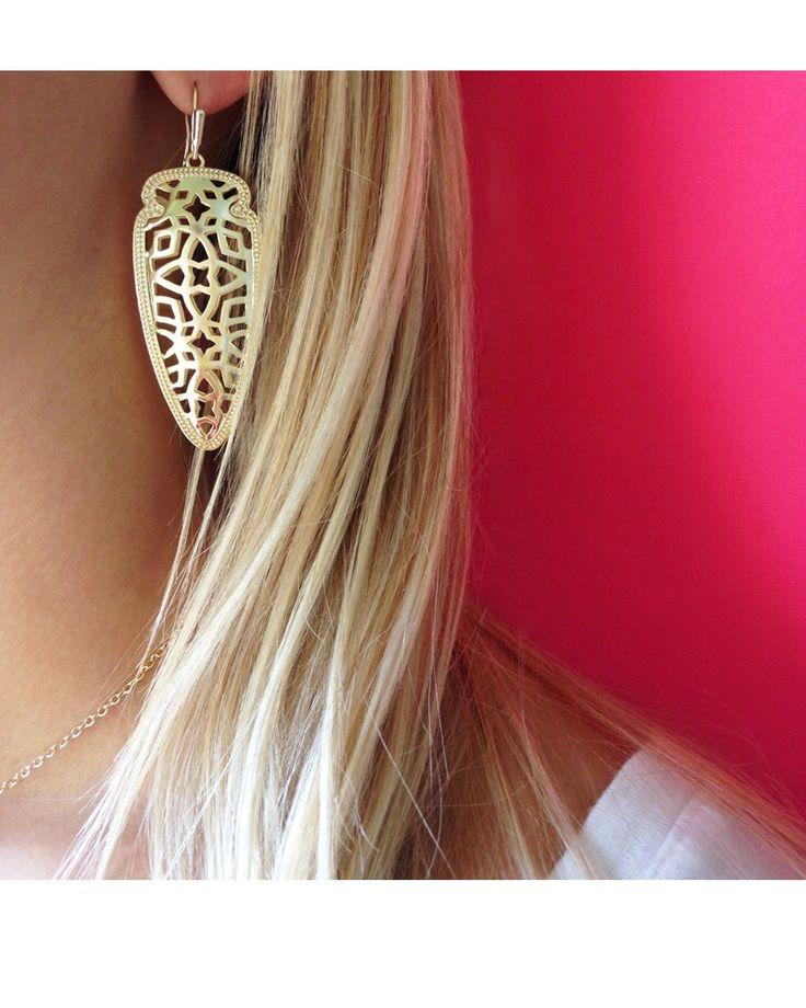maxi dress rose gold kendra