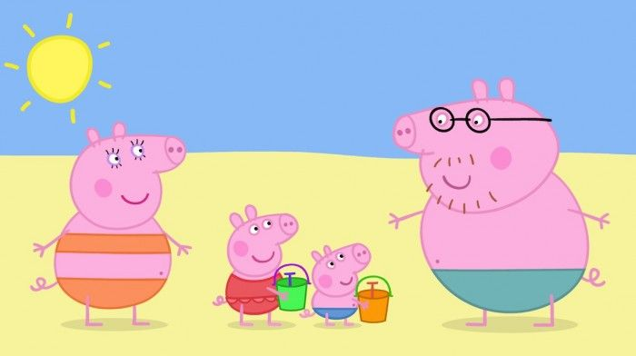 Welcome the Summer with This MEGA Peppa Pig Prize Pack!