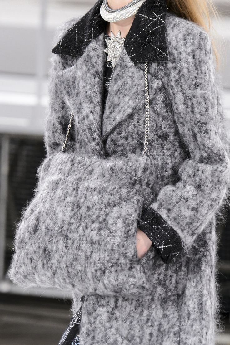 Chanel at Paris Fashion Week Fall 2017