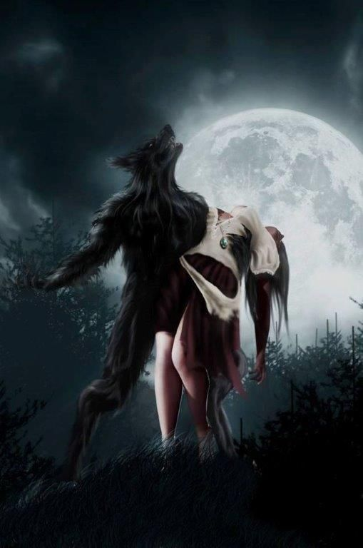 Werewolf dating site