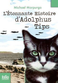 L'Étonnante Histoire d'Adolphus Tips - Folio Junior - Livres pour enfants - Gallimard Jeunesse