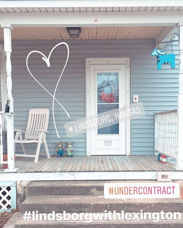@lexingtonlutt up #sellingLindsborg #onehomeatatime ,, putting first time home buyers in their first time homes💕🏡 #pending #undercontract #firstimehomebuyers #sold #lindsborgks #theborg #lindsborg #moundridge #mcpherson #home #homes #keysplease #investment #realty #realtor #realtorlife #realestate #kansas #localrealtors - posted by Ksi Realty and Insurance https://www.instagram.com/ksirealtyandinsurance - See more Real Estate photos from Local Realtors at https://LocalRealtors.com