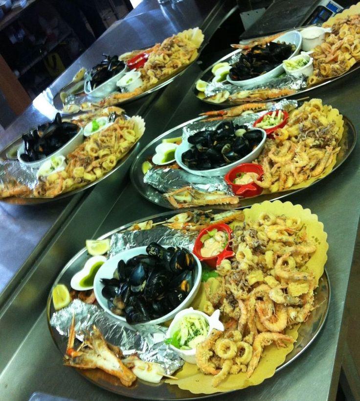 Il nostro Gran Vassoio. Coco's - Pizza e Cucina Mediterranea - Tarquinia Lido (Vt) 338/6064127