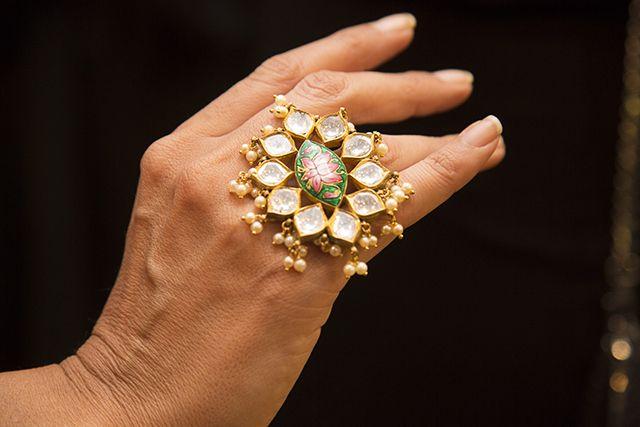 Ring by Sunita Shekhawat Jaipur