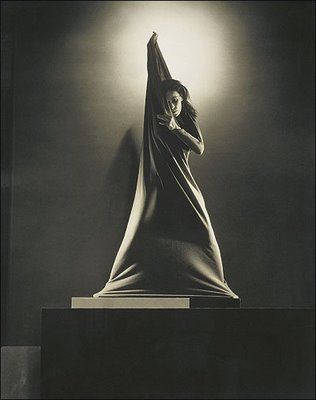 Martha Graham by Edward Steichen, 1931