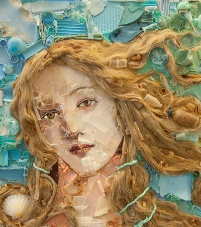 Beauty is in the eye of the beholder. Art from #Litter. Voting ends 3/20. Exposition | Marlisco Exhibition