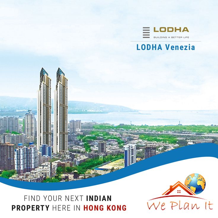 Emerging in the centrally located hub of #Parel is Mumbai's finest #Landmark. Visit for more Detail about #LODHA #Venezia in #Mumbai : https://www.weplanithk.com/lodha-venezia/105/ Or Call us at 852-98101465 to fix an Appointment We Plan It - Hong Kong We are #RealEstate Advisory in #HongKong For #IndianProperty #Investment #Home #SecondHome #NRIInvestment