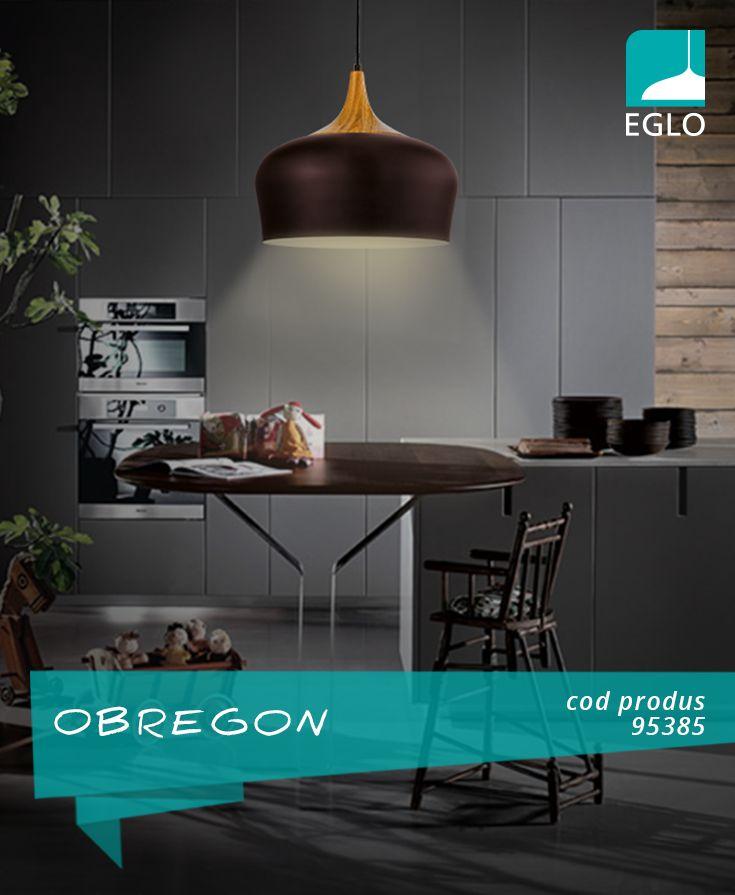 Accente naturale într-un mediu în stil classy - bucătăria mult visată.