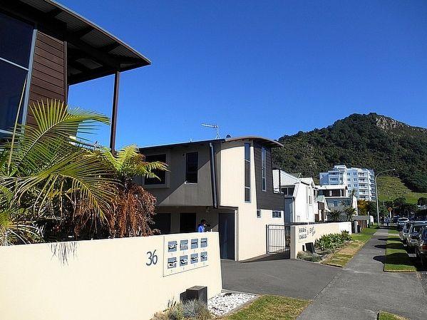 Bay of Plenty /Tauranga/Mt Maunganui NZ holiday home rental accommodation - Beach Break - Mt Maunganui Holiday Apartment