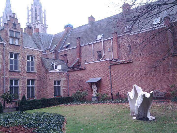 kloosterhotel in historisch centrum van Antwerpen