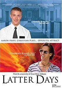 Amazon.com: Latter Days (Import-UK, Region Free Blu-ray): Steve Sandvoss, Wes Ramsey, Rebekah Jordan, Joseph Gordon - Levitt, C. Jay Cox: Movies & TV