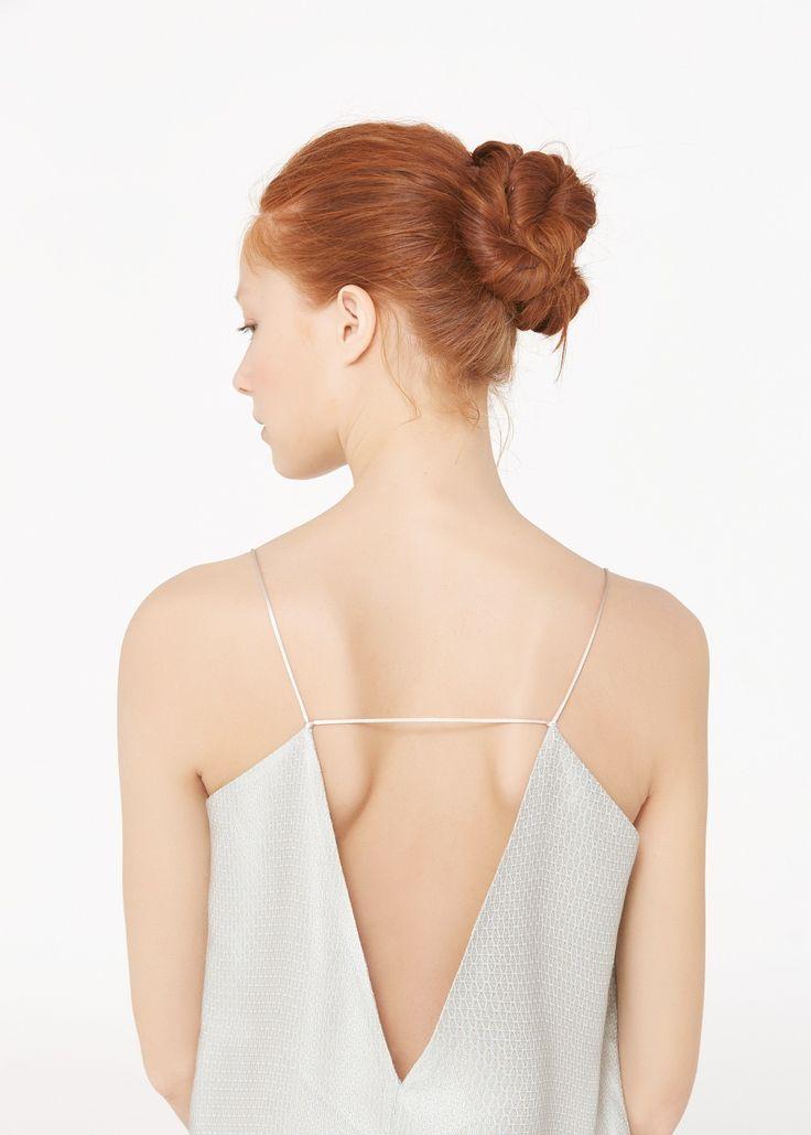 PREMIUM - Vestido desenho geométrico