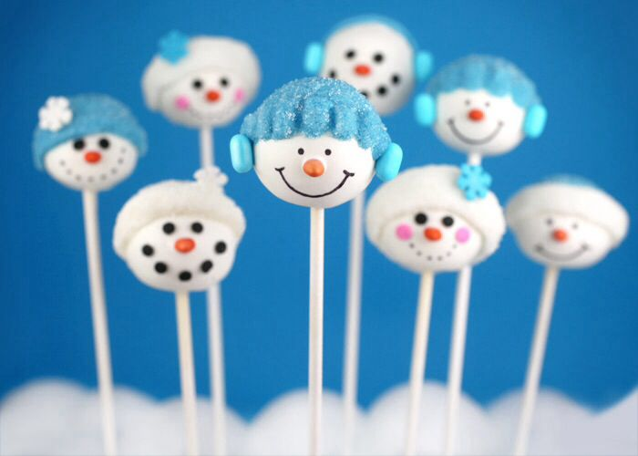 377 best cake pops images on Pinterest | Christmas cake pops ...