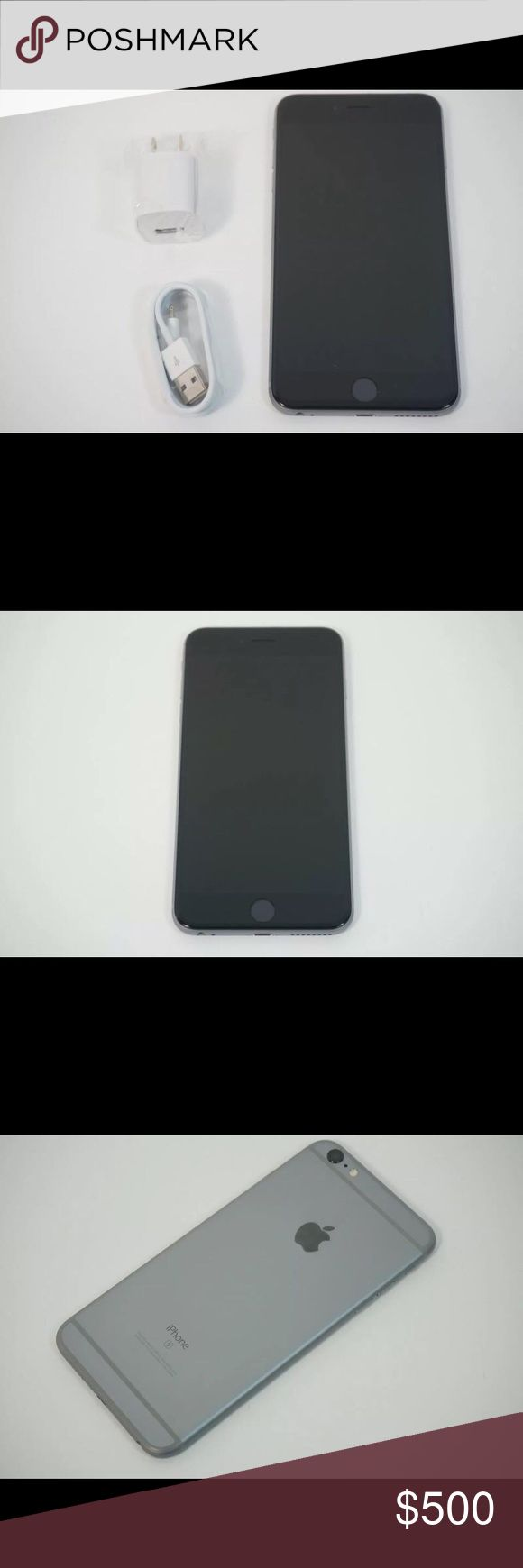 iPhone 6s Plus Device is in very good cosmetic condition w/minor wear. Device is in 100% working condition. It has been extensively tested & found to be fully functional. Device can be activated with Verizon and is factory unlocked for any GSM carrier worldwide. This device will NOT work with other CDMA networks such as Sprint or Boost Mobile.  I have personally been using this phone & its in great working condition.  Items included: charger, USB charger Items not included: SIM card, box…