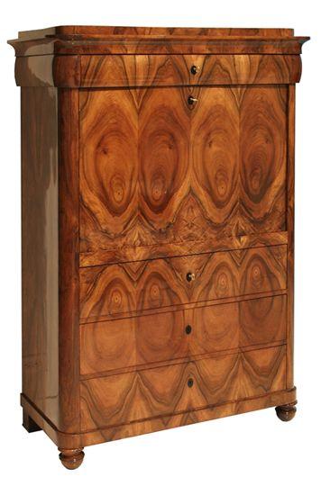Biedermeier armoire