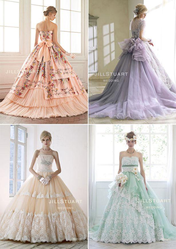 Jill Stuart Wedding Dresses | Confetti.co.uk