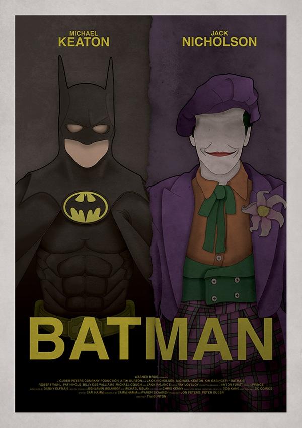 Tim Burtons Batman