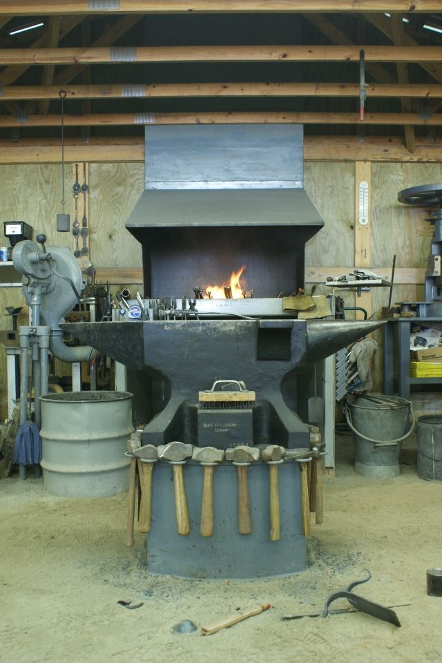 The Forge | Blacksmithing | Pinterest | Boys, Play 1 and ...
