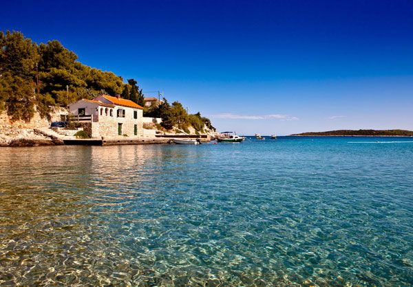 Sipan Island, Croatia -- The playground of royalty and the wealthy, Sipan is the largest of the Elaphiti islands. Here, you can choose to explore the secluded bays, go paddleboarding on the Adriatic or catch some rays.