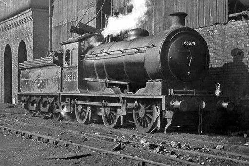 BR (LNER) (NER)  Worsdell J27 class  0-6-0
