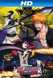 Bleach Movie 4 Streaming Online.  Uryu.
