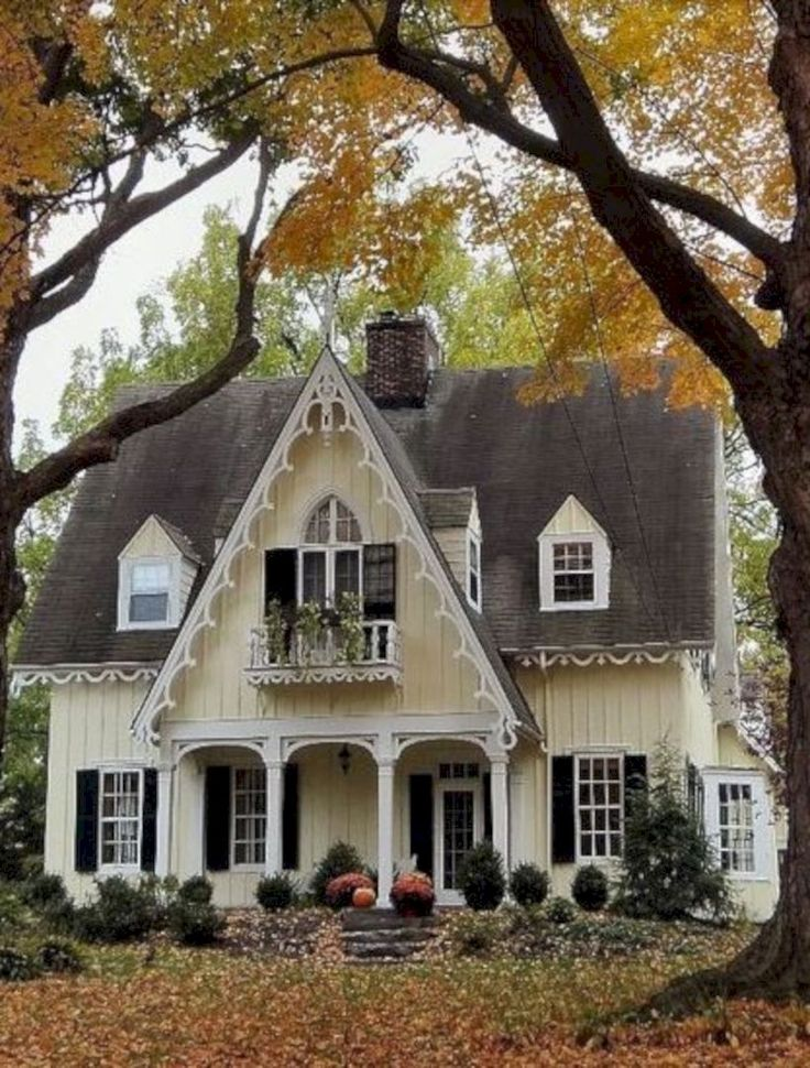 47 Cozy Small Cottage House Plan Ideas