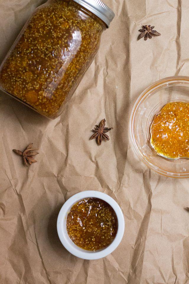 Ground Cherry Preserves - How to make cherry jam