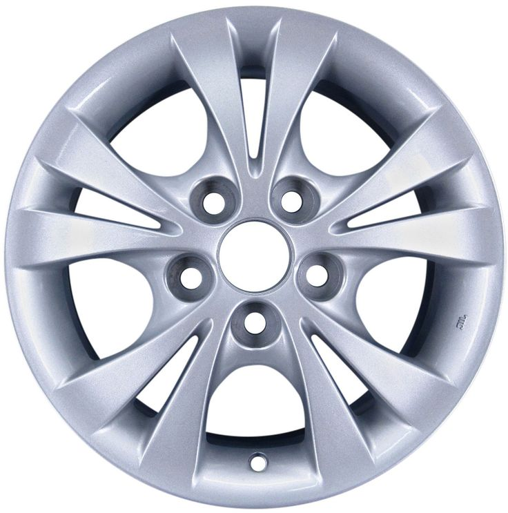 Awesome Awesome 69477 Refinished Toyota Camry 2005-2006 15 inch Aluminum Wheel, Rim Silver 2018