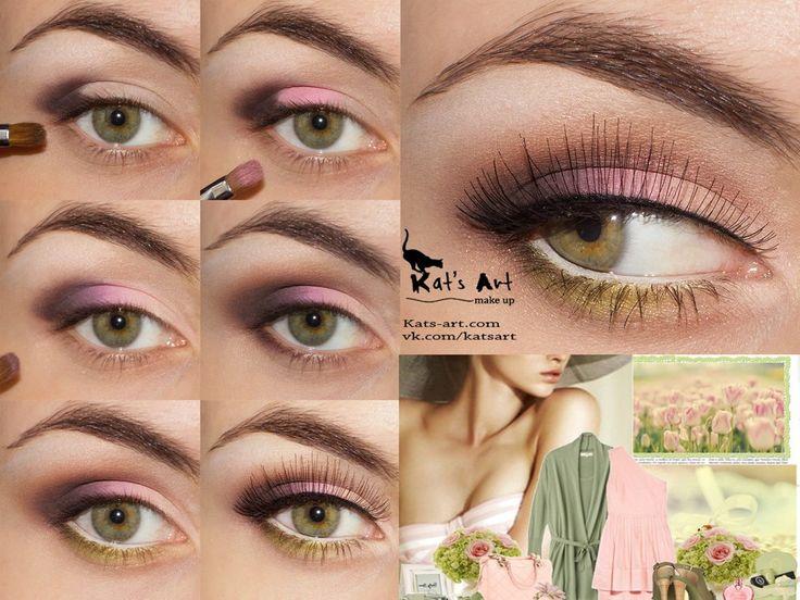 повседневный макияж для зеленых глаз: 20 тыс изображений найдено в Яндекс.Картинках