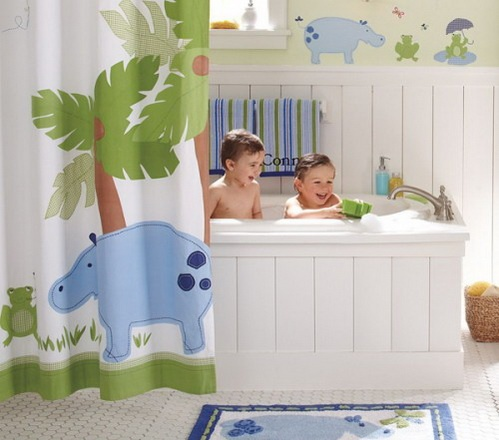 Best Bathrooms Kids Friendly Images On Pinterest Kid