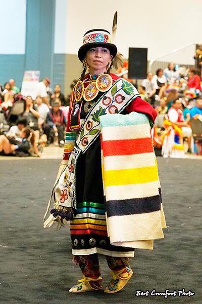 Debuting my new Woodland Ojibwe traditional outfit. Winnipeg Canada