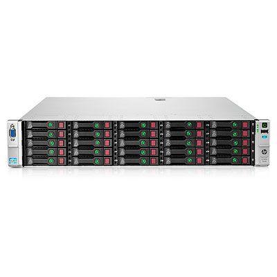 HP ProLiant DL380e Gen8 E5-2420 1.9GHz 6-core 1P 12GB-R P420 Hot Plug 25 SFF 750W PS Server