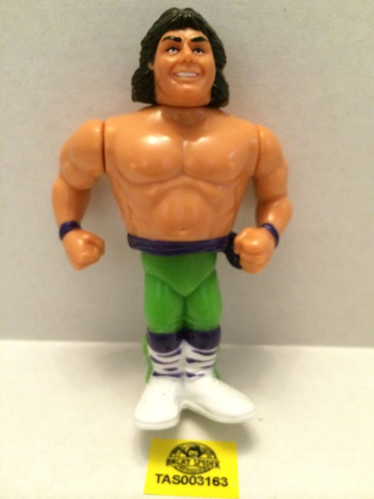 (TAS003163) - WWE WWF WCW Wrestling Hasbro Figure - The Rockers Marty Jannetty