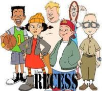 Recess, one of my favorite shows growing up