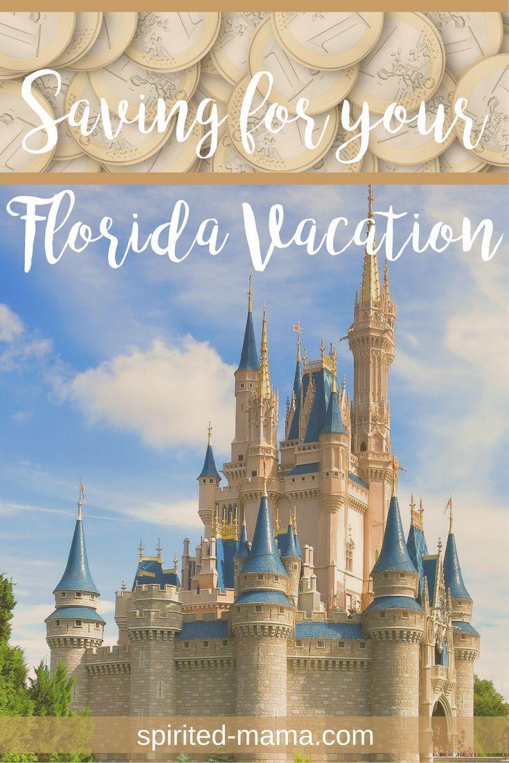 Budgeting and saving money for your Walt Disney World Florida vacation
