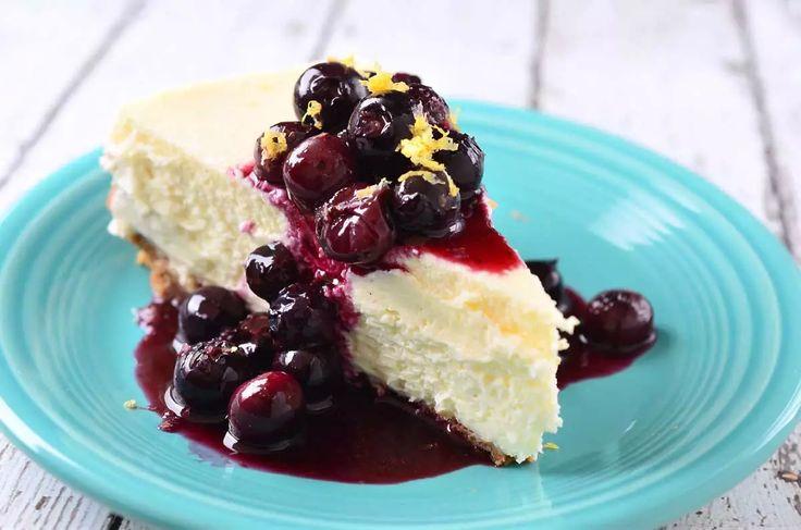 ... blueberry sauce blueberry lemon sweet blueberry trifle cheesecakes