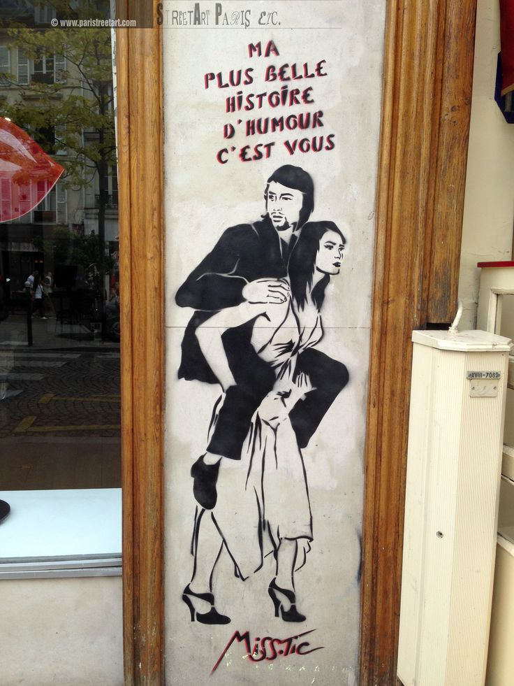 http://www.paristreetart.com/2015/06/first-lady-of-street-art-first-miss.html  #paris #streetart #misstic