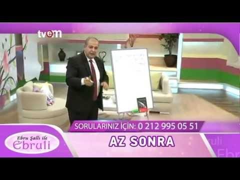 Ebru Şallı İle Pilates 01.04.2015 tvem - YouTube