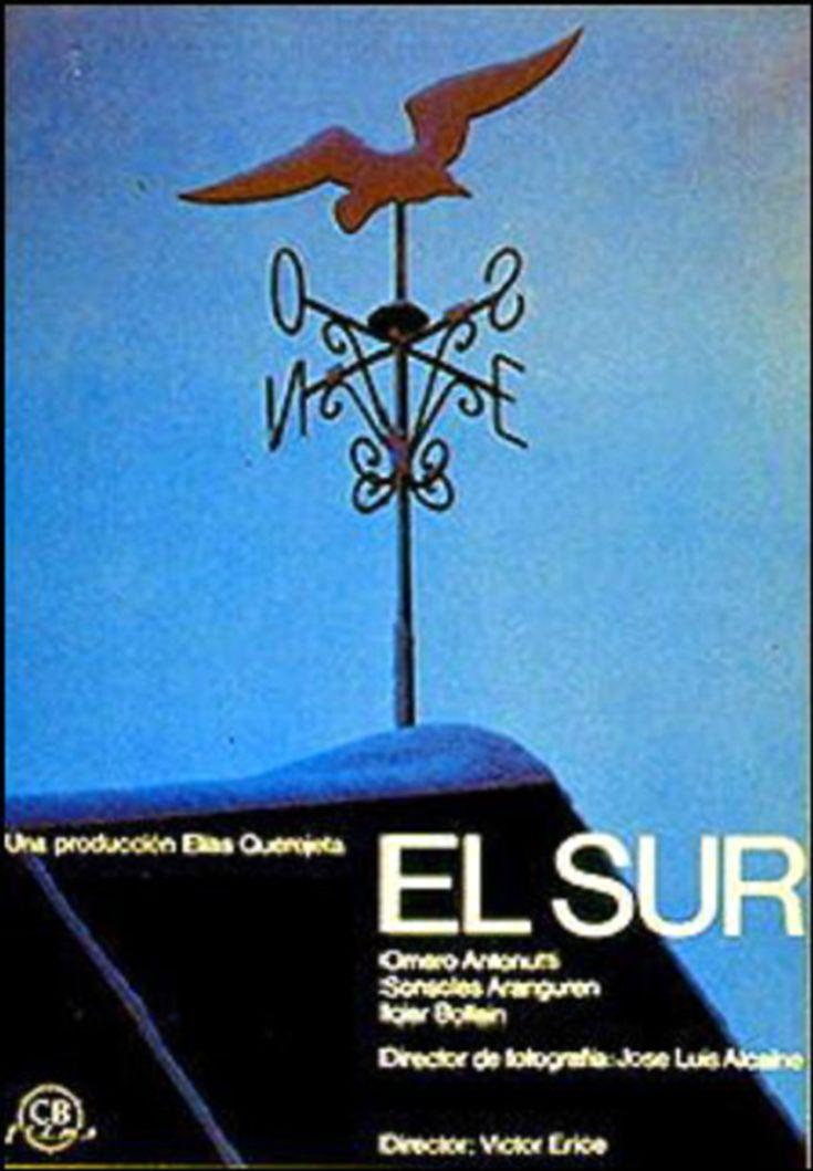 El sur (1983) España. Dir: Victor Erice. Drama. Familia. Postguerra. Infancia. Adolescencia - DVD CINE 81