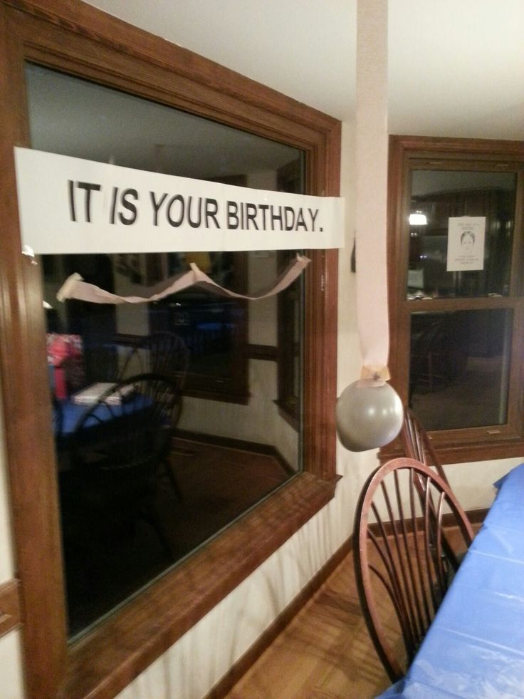 36 Best Images About The Office Birthday Party Ideas On