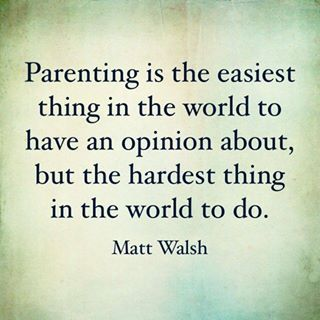 So true! I'm not a parent yet, but I can imagine how every parent must feel having read this quote :)