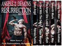 Angels and Demons Resurrection - Box Set - New Adult - Five Paranormal Authors, an ebook by Patricia Puddle at Smashwords