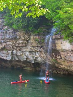 ACE SUP Summersville Lake by ACE Adventure Resort1, via Flickr