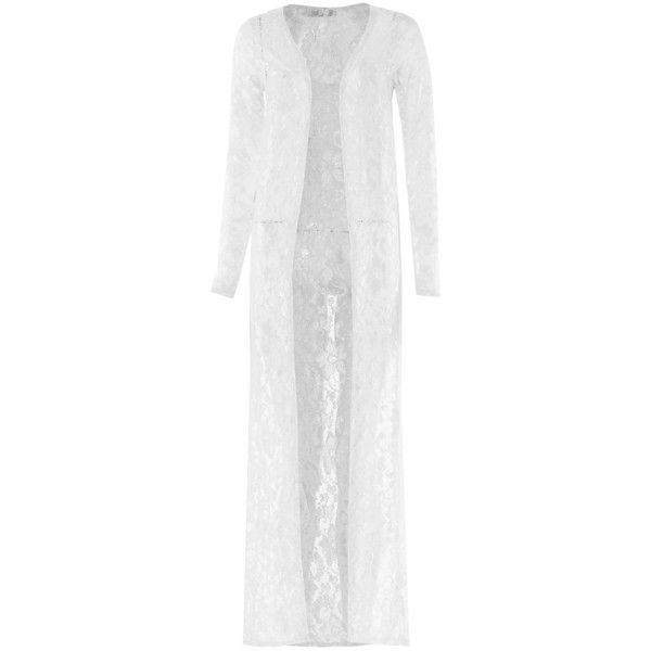 Pinterest'teki 25'den fazla en iyi White lace kimono fikri ...