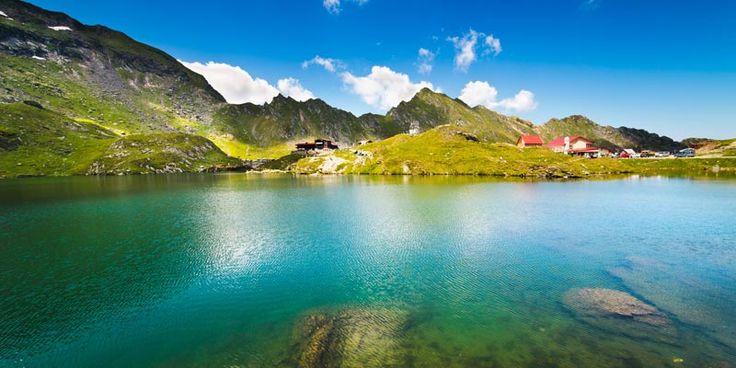 Lacul Balea, Romania