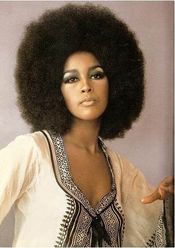 "Marsha Hunt Inspiration for The Rolling Stones hit ""Brown Sugar"" 1970."