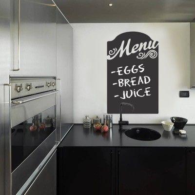 71 migliori immagini stickers murali cucina su pinterest - Stickers cucina ...