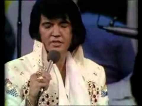 Elvis Presley - Glory Glory Hallelujah - look away look away Dixie Land - God loves you still.