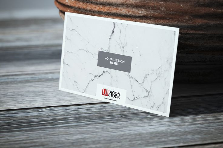 Free-Texture-Paper-Business-Card-on-Wooden-Table-Mockup